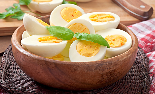 Food For Weight Gain - Whole Eggs