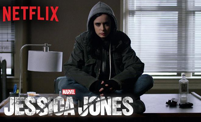 Netflix Feminist Shows - Jessica Jones
