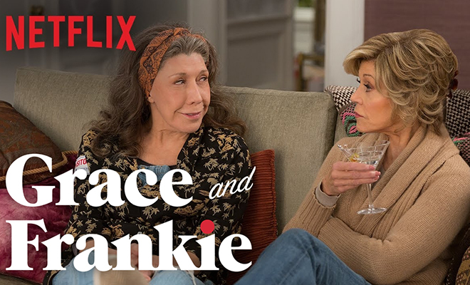 Netflix Feminist Shows - Grace and Frankie