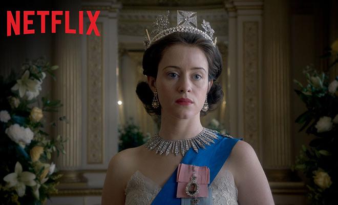 Netflix Feminist Shows - The Crown