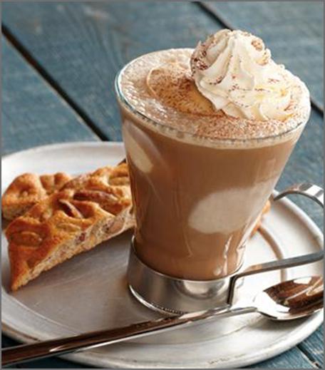 Iced Coffee Recipes - Almond Espresso Float