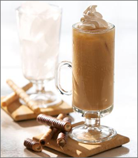 Iced Coffee Recipes - Creamy Instant Iced Coffee