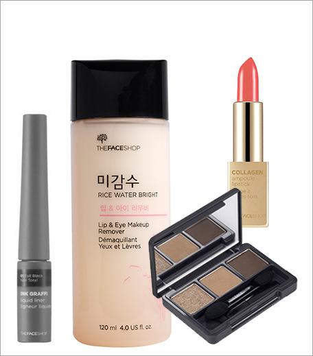 The Face Shop Makeup Combo