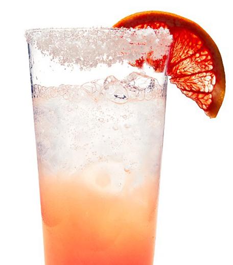 Valentine's Cocktails Paloma