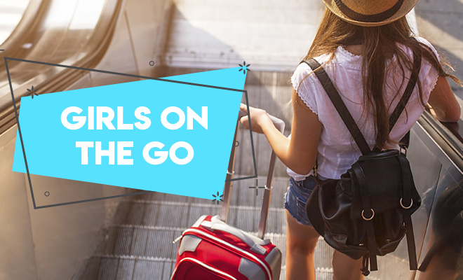 women only travel groups - girls on the go