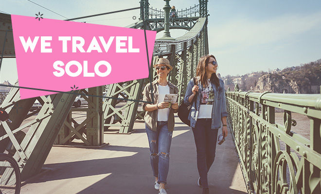 women only travel groups - we travel solo