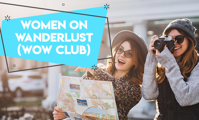 women only travel groups - wow club