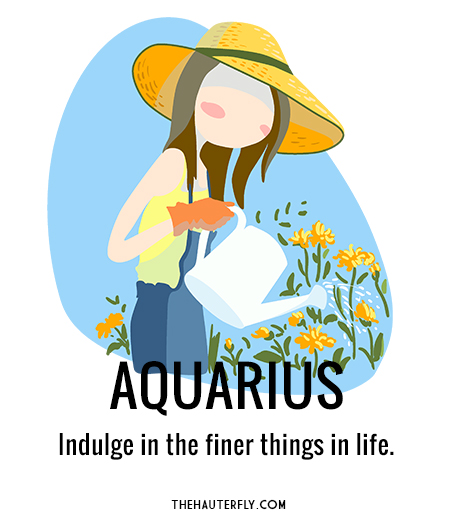 Aquarius 18 March