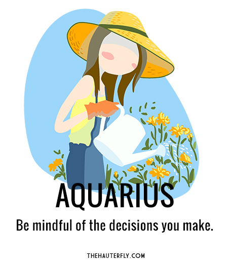 Aquarius April 1