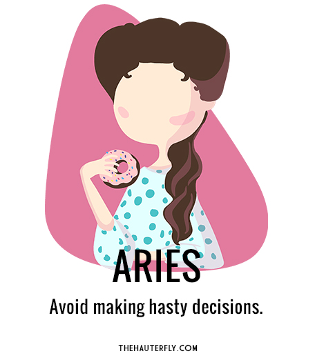 Aries March 25
