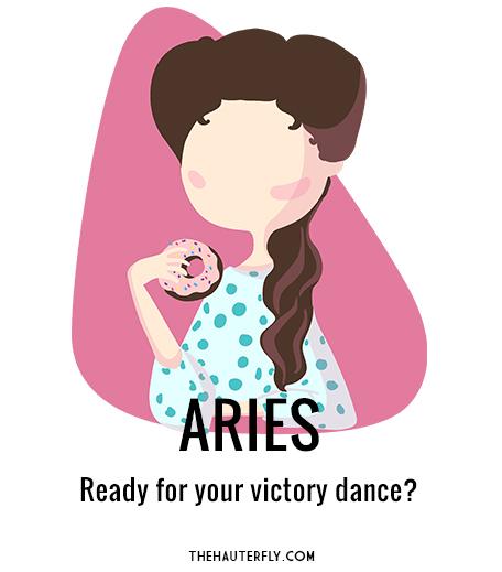 Aries April 1