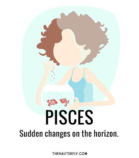 Pisces April 1