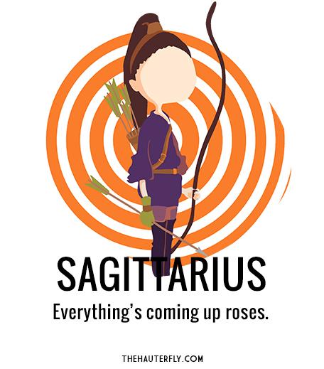 Sagittarius March 25