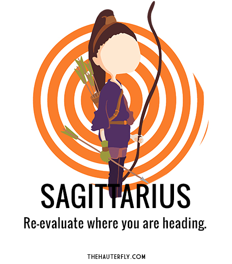 Sagittarius April 1