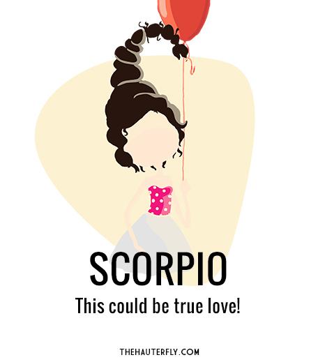 Scorpio April 1