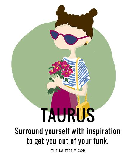 Taurus April 1
