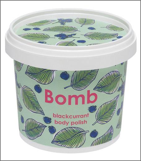 Bomb Cosmetics Blackcurrant Body Polish