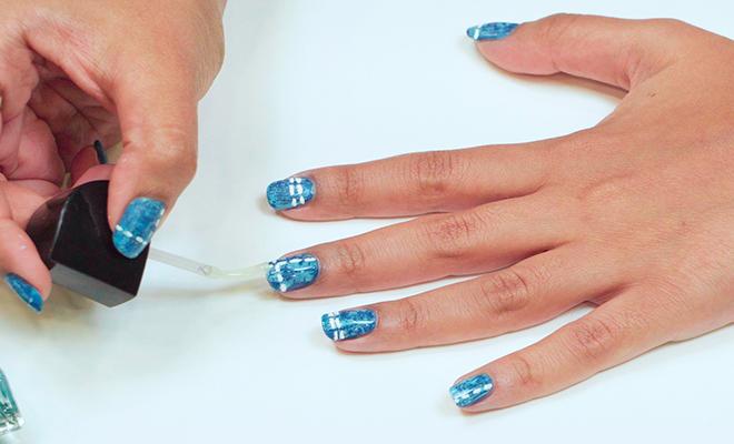 Creating Nail Polish Line