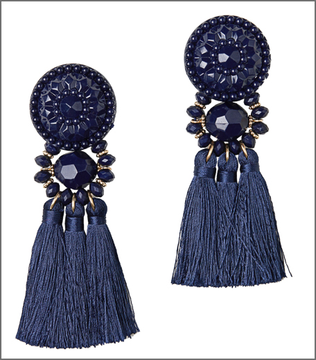 H&M Earrings with tassels