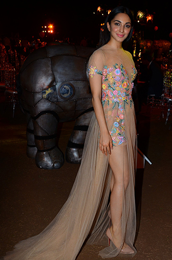 Haute or not Kiara Advani in Manish Malhotra