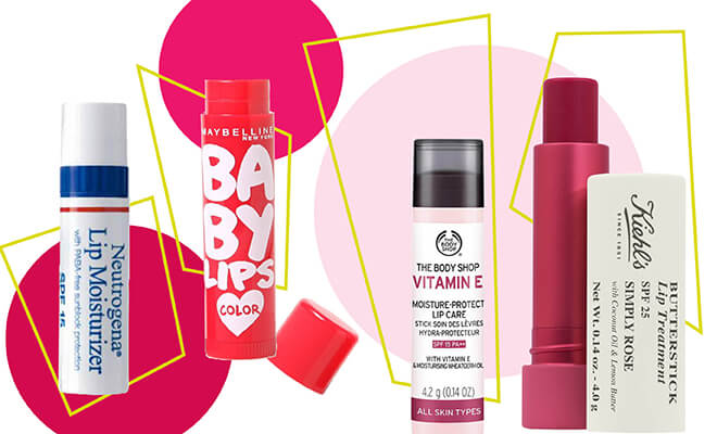 Website- SPF Lip Balms
