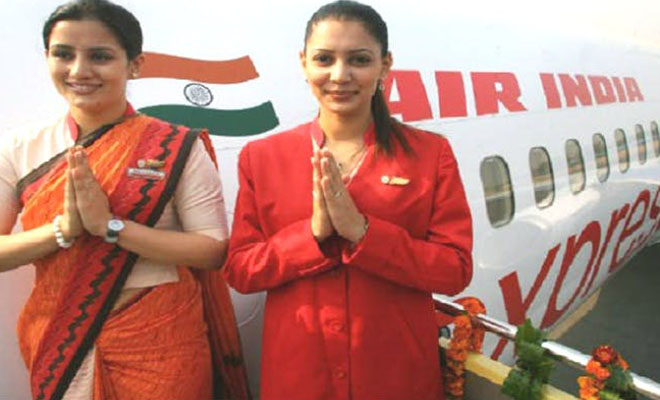 air india all-women flight