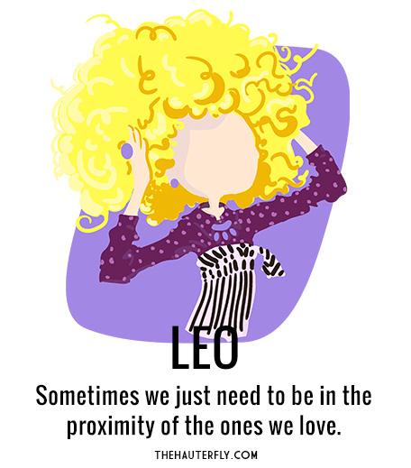 Leo April 8