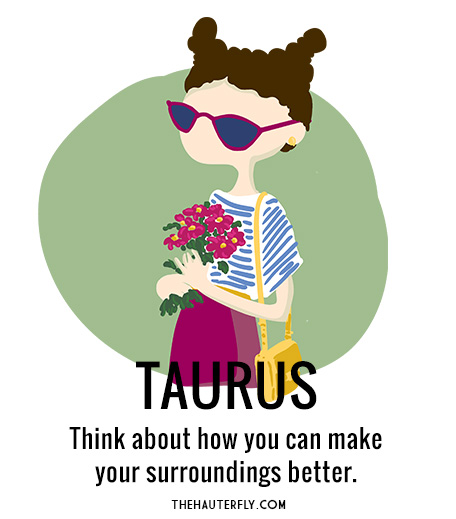 April 8 Taurus