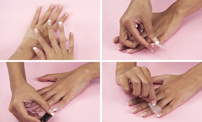 Inpost (H)- DIY French Manicure Tips 1