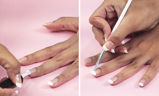 Inpost (H)- DIY French Manicure Tips 3