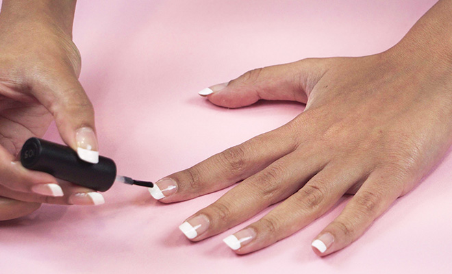 Inpost (H)- DIY French Manicure Tips 6
