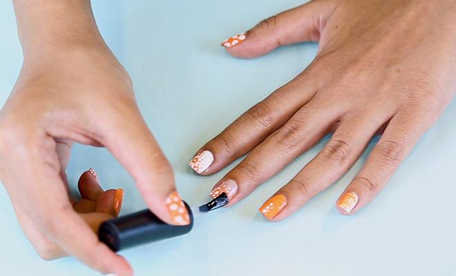 Inpost (H)- DIY Toothpick Nail Art 6