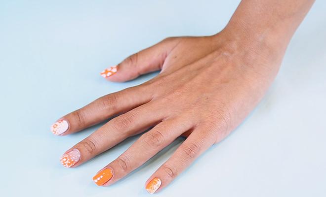 Inpost (H)- DIY Toothpick Nail Art 7