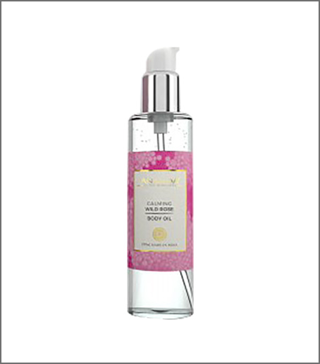 Ananda Wild Rose Body Oil