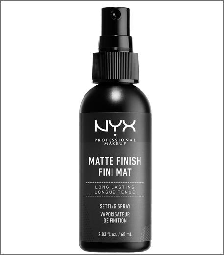 NYX Professional Makeup Long Lasting Makeup Setting Spray Matte Finish