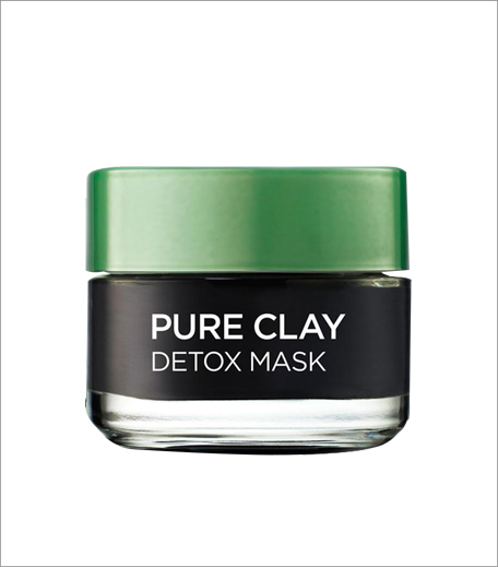 Inpost- beauty story - haute clay mask - detox