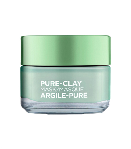 Inpost- beauty story - haute clay mask - Green