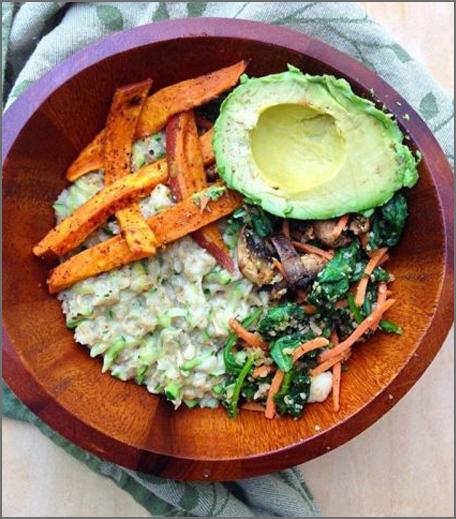 Inpost- food - oats recepie 2