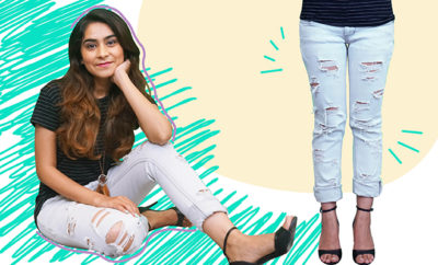 Website- DIY Ripped Jeans