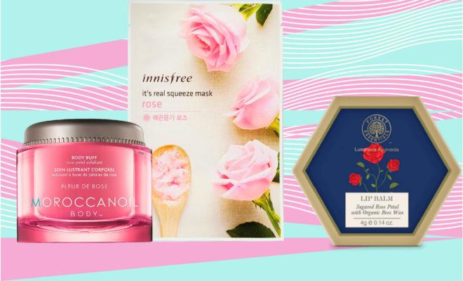 Ingredient Rose Beauty