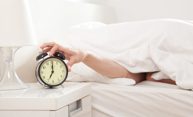 inpost - ditch the alarm clock