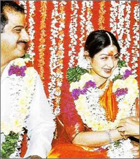 Inpost- wedding story - sridevi & boney kapoor