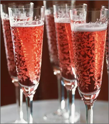 Inpost-wine cocktail recepies - roseberry