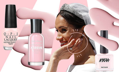 Website- Meghan Markle Nail Polish