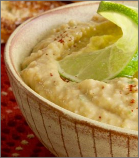 inpost - food - fusion recepies - hummus
