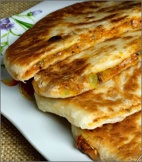 inpost - food - fusion recepies - pizza parantha (1)