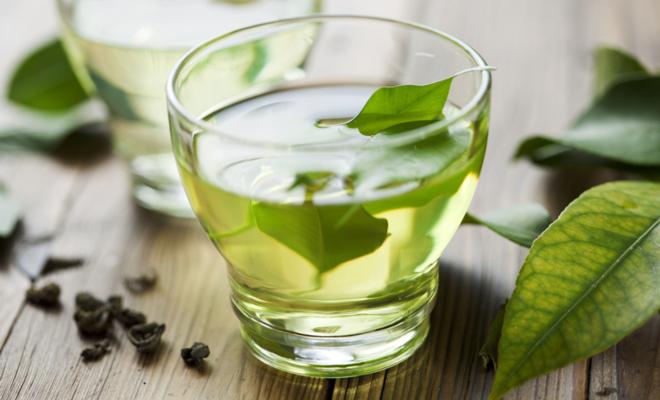 inpost - home remedy - hairfall - green tea