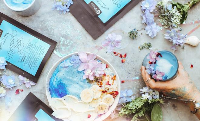 Mermaid Latte Instagram Trend_Hauterfly