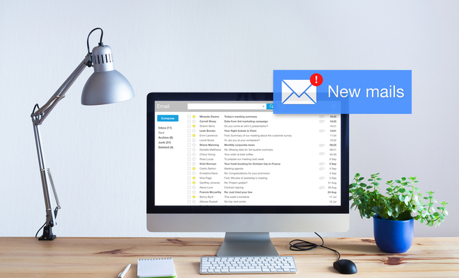 inpost-declutter your email-disable notification