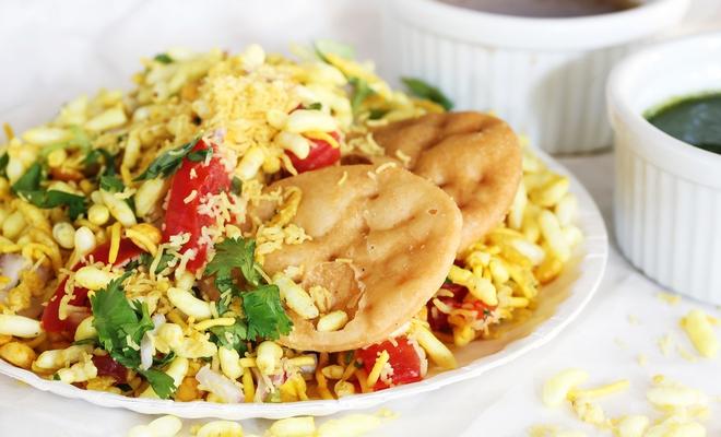 inpost-foods to avoid in monsoon-bhel